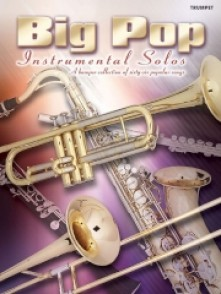 BIG POP INSTRUMENTAL SOLOS TRUMPET