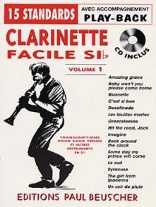 CLARINETTE FACILE VOL 1