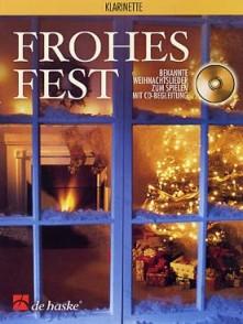 JOYEUSES FETES: FROHES FEST CLARINETTE