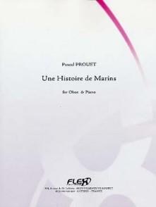 PROUST P. UNE HISTOIRE DE MARINS HAUTBOIS