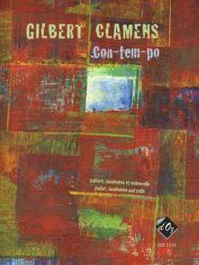 CLAMENS G. CON-TEM-PO GUITARE, BANDONEON ET VIOLONCELLE