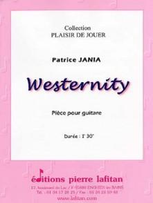 JANIA P. WESTERNITY GUITARE