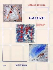 QUILLIER G. GALERIE GUITARE