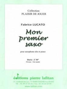 LUCATO F. MON PREMIER SAXO SAXO MIB