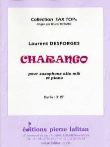 DESFORGES L. CHARANGO SAXO ALTO