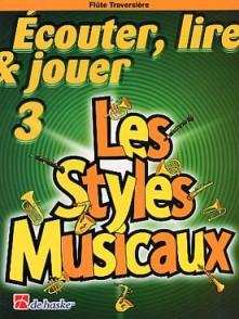 LES STYLES MUSICAUX FLUTE