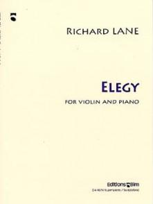 LANE R. ELEGY VIOLON
