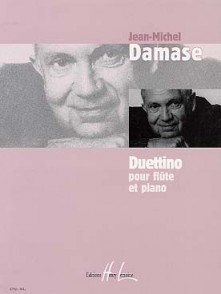 DAMASE J.M. DUETTINO FLUTE