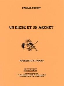PROUST P. UN DIESE UN ARCHET ALTO