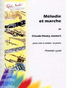 JOUBERT C.H. MELODIE ET MARCHE ALTO