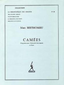 BERTHOMIEU M. CAMEES VIOLONCELLE