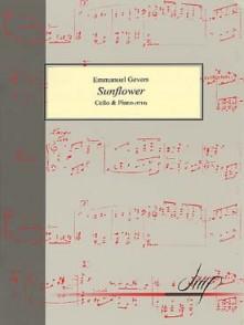 GEVERS E. SUNFLOWER VIOLONCELLE