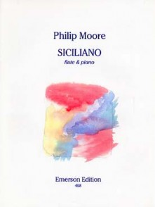 MOORE P. SICILIANO FLUTE