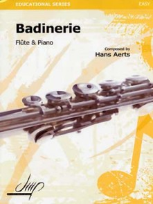 AERTS H. BADINERIE FLUTE