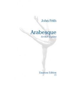 FRITH J. ARABESQUE FLUTE