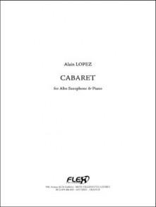 LOPEZ A. CABARET SAXOPHONE ALTO