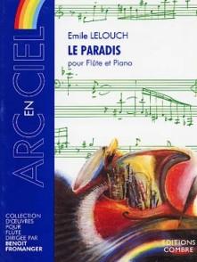 LELOUCH E. LE PARADIS FLUTE