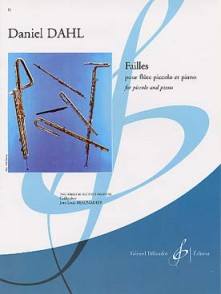 DAHL D. FAILLES FLUTE PICCOLO