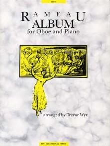 RAMEAU ALBUM HAUTBOIS