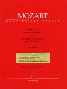 MOZART W.A. CONCERTO KV 314 HAUTBOIS