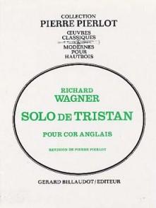 WAGNER R. SOLO DE TRISTAN COR ANGLAIS