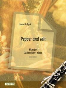 DE RYCK E. PEPPER AND SALT CLARINETTE