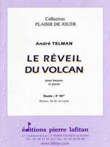 TELMAN A. LE REVEIL DU VOLCAN BASSON
