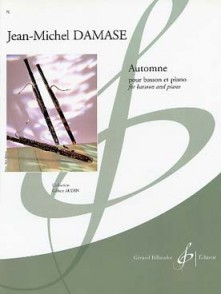 DAMASE J.M. AUTOMNE BASSON