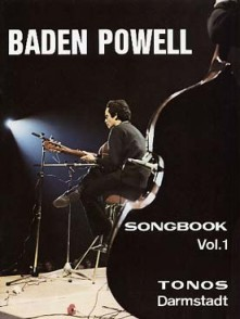 BADEN POWELL SONGBOOK VOL 1 GUITARE