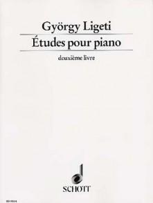 LIGETI G. ETUDES VOL 2 PIANO