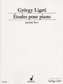 LIGETI G. ETUDES VOL 1 PIANO