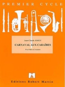 AMIOT J.C. CARNAVAL AUX CARAIBES FLUTE