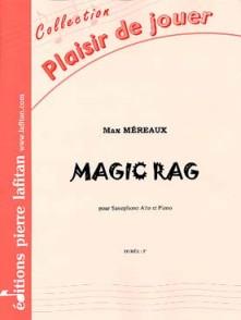 MEREAUX M. MAGIC RAG SAXO ALTO