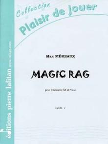 MEREAUX M. MAGIC RAG CLARINETTE