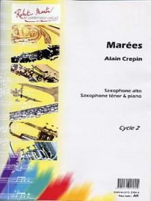 CREPIN A. MAREES SAXO MIB OU SIB