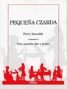 ITURRALDE P. PEQUENA CZARDA SAXO ALTO