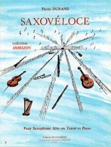 DURAND P. SAXOVELOCE SAXO MIB OU SIB