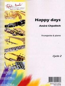 CHPELITCH A. HAPPY DAYS TROMPETTE