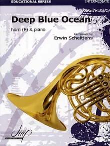 SCHELTJENS E. DEEP BLUE OCEAN COR