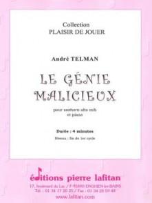 TELMAN A. LE GENIE MALICIEUX SAXHORN ALTO