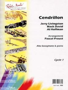 PROUST P. CENDRILLON SAXOPHONE