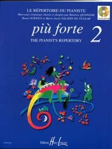PIU FORTE 2 REPERTOIRE DU PIANISTE