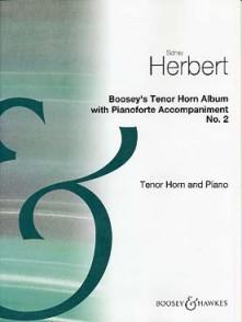 HERBERT S. TENOR HORN SOLO ABLUM VOL 2