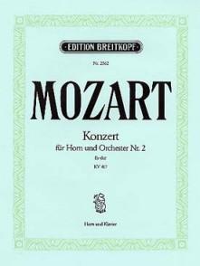 MOZART W.A. CONCERTO N°2 K 417 COR