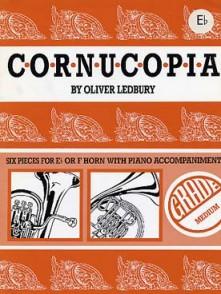 LEDBURY  O. CORNUCOPIA SAXHORN ALTO