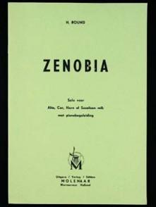 ROUND H. ZENOBIA SAXHORN ALTO