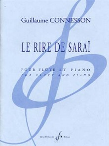 CONNESSON G. LE RIRE DE SARAI FLUTE