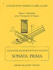 VIVIANI G.B. SONATA PRIMA TROMPETTE