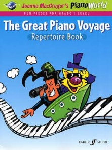 MC GREGOR J. THE GREAT PIANO VOYAGE