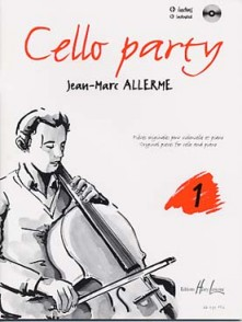ALLERME J.M. CELLO PARTY VOL 1